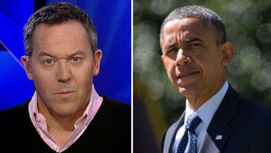 Gutfeld: Barack Obama, 'President Whatever'