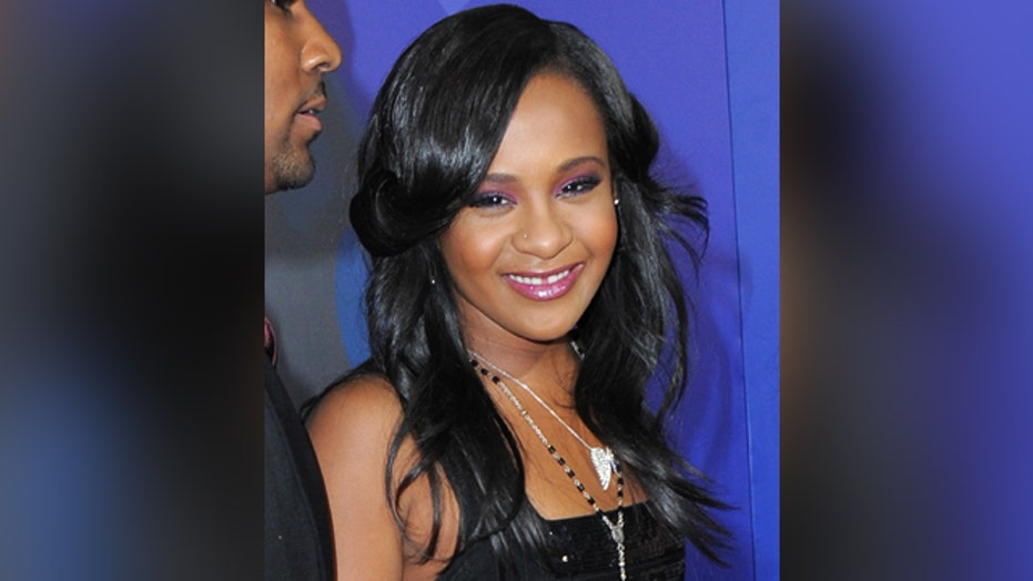 Who really found Bobbi Kristina?
