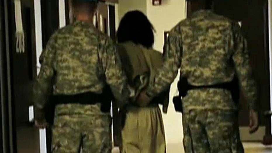 Armed Services Committee holds hearing on Gitmo policy