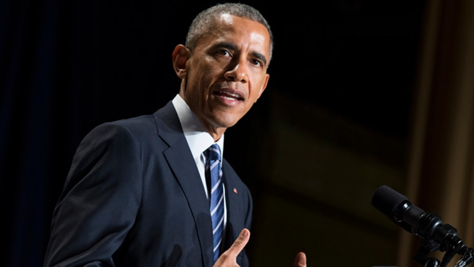 Obama compares ISIS to violence of Crusades, Inquisition