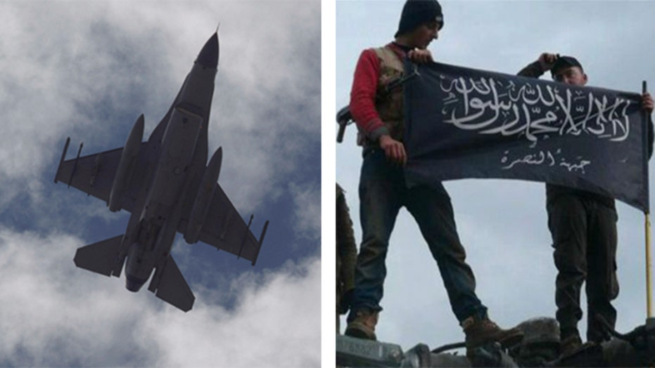 No impetus for 'use of force' authorization against ISIS?