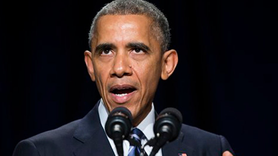 Obama calls ISIS a 'death cult' at National Prayer Breakfast