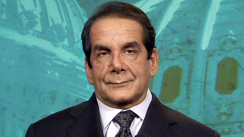 Krauthammer blasts Obama's prayer breakfast remarks