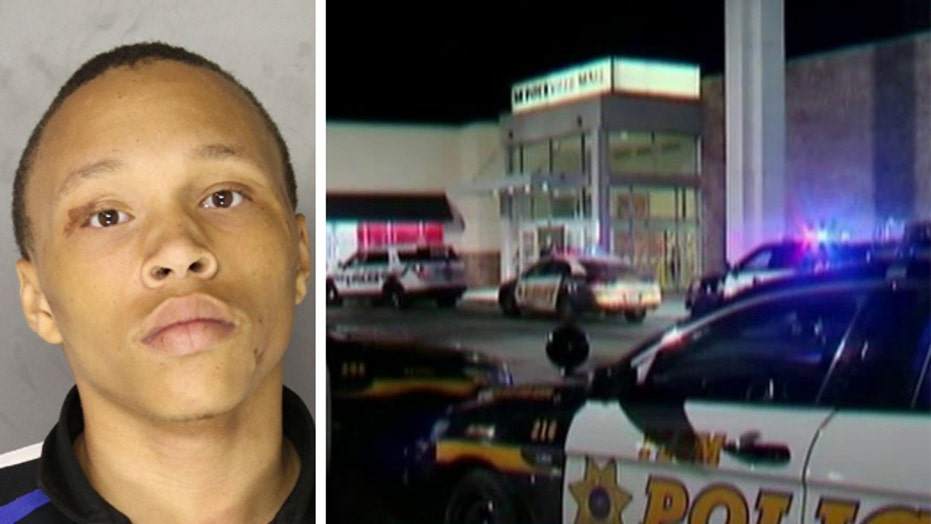 Three hospitalized after shooting at Pennsylvania mall