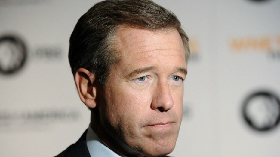 NBC's Brian Williams crisis