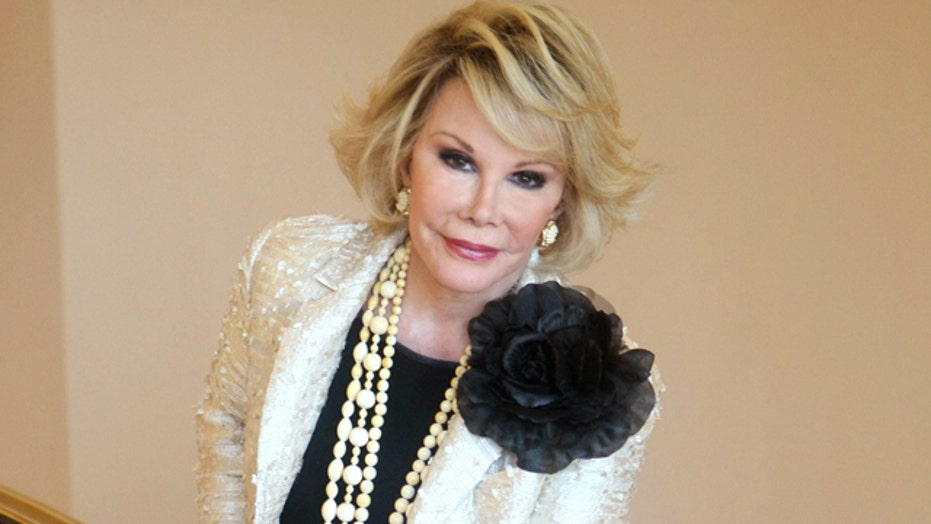 Joan Rivers snubbed in Grammys segment?