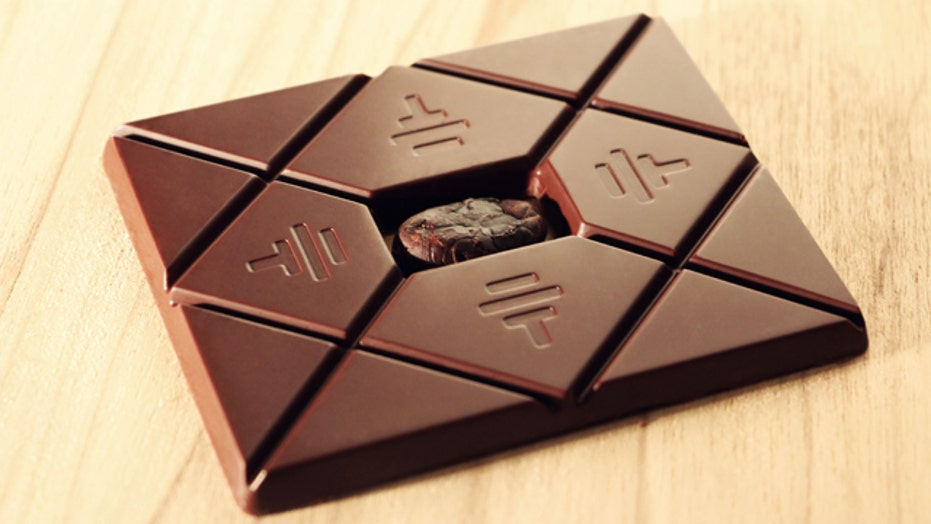 World's most expensive chocolate