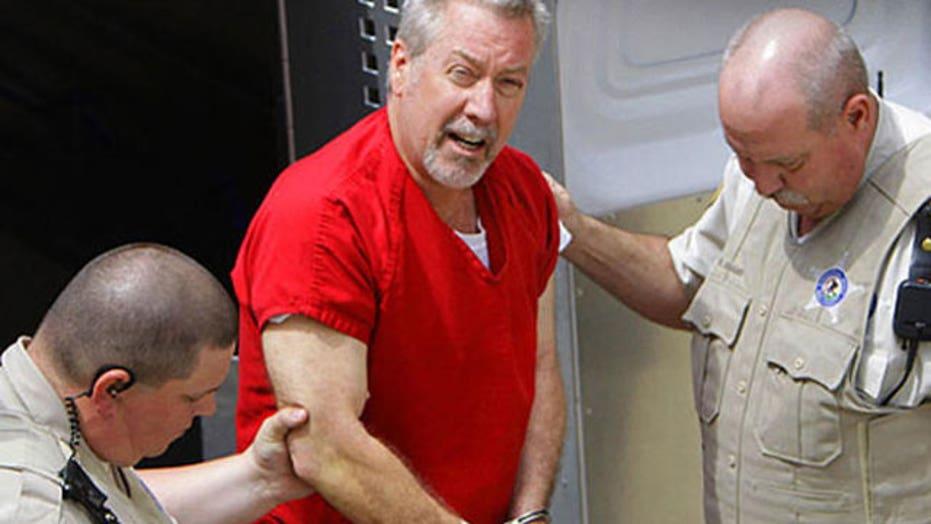 Drew Peterson accused of plotting to kill prosecutor
