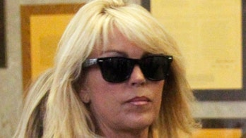 Dina Lohan's bizarre 'Wendy Williams Show' appearance was due to nerves, source says