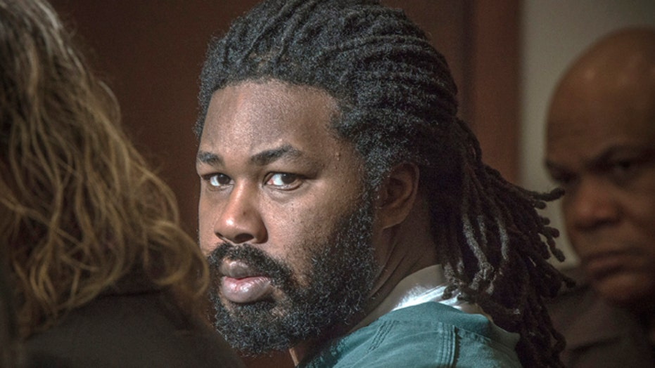Jesse Matthew charged with the murder of UVA student