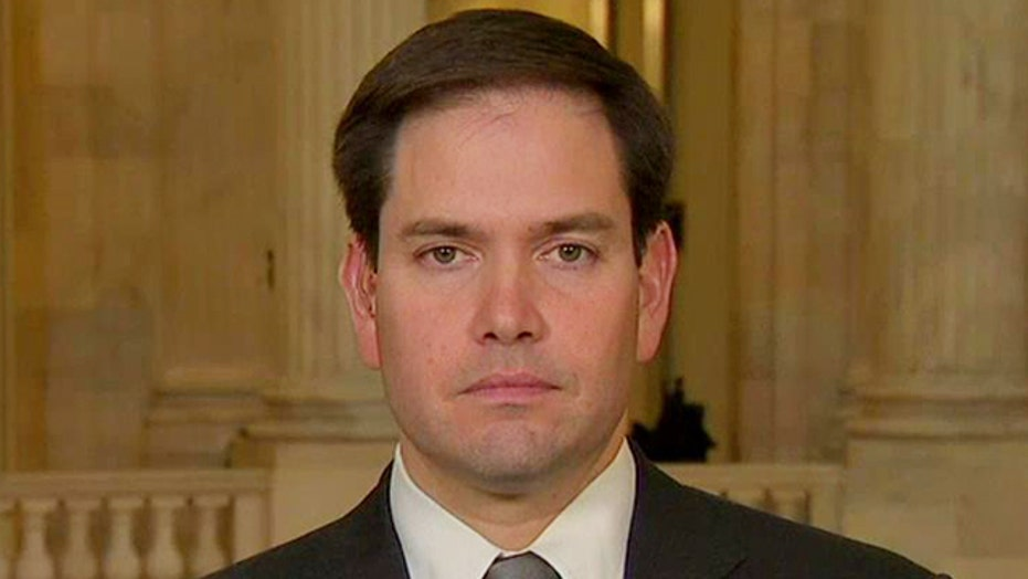Sen. Marco Rubio: The goal here is to defeat ISIL