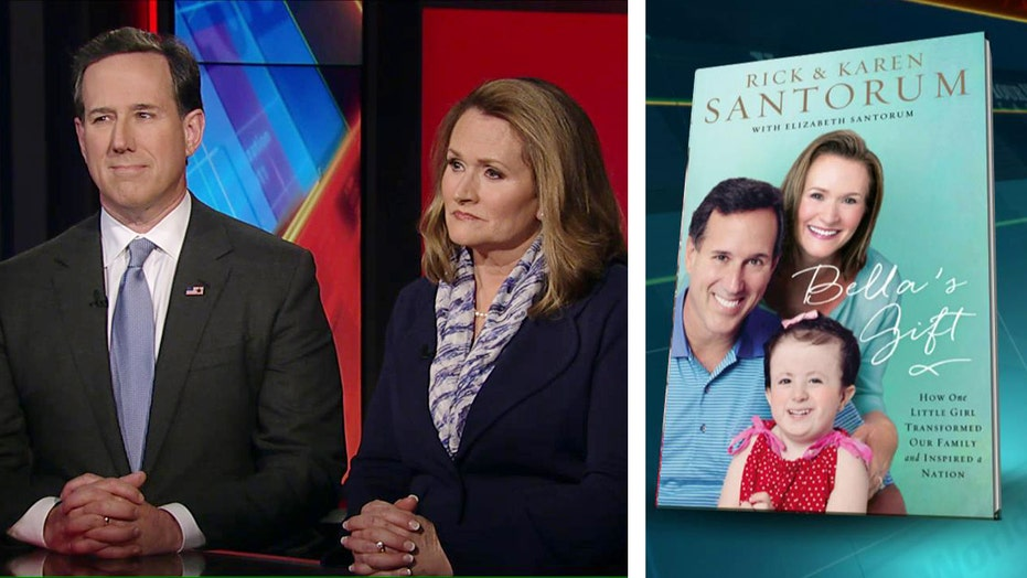 The Santorums reflect on the value, sanctity of life