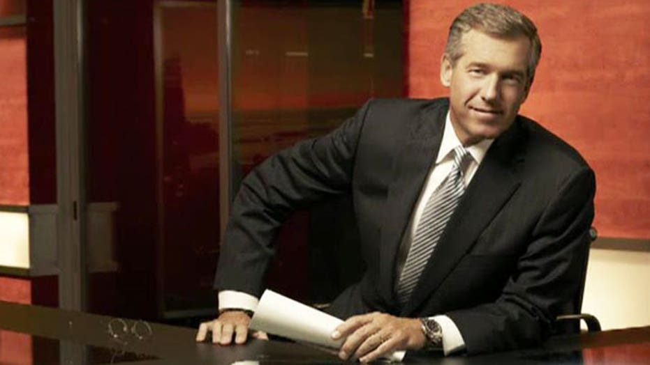 NBC suspends Brian Williams for 6 months without pay