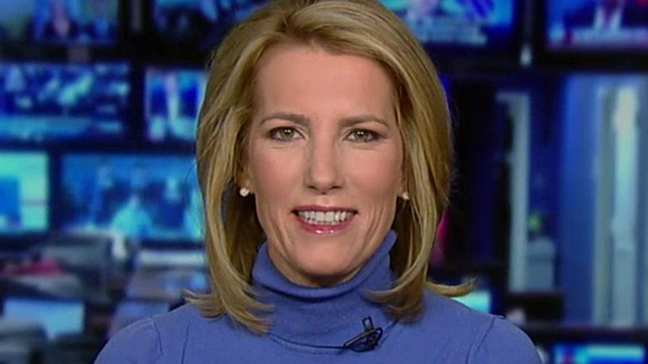 Ingraham on student's call for ROTC ban, Obama's blame game