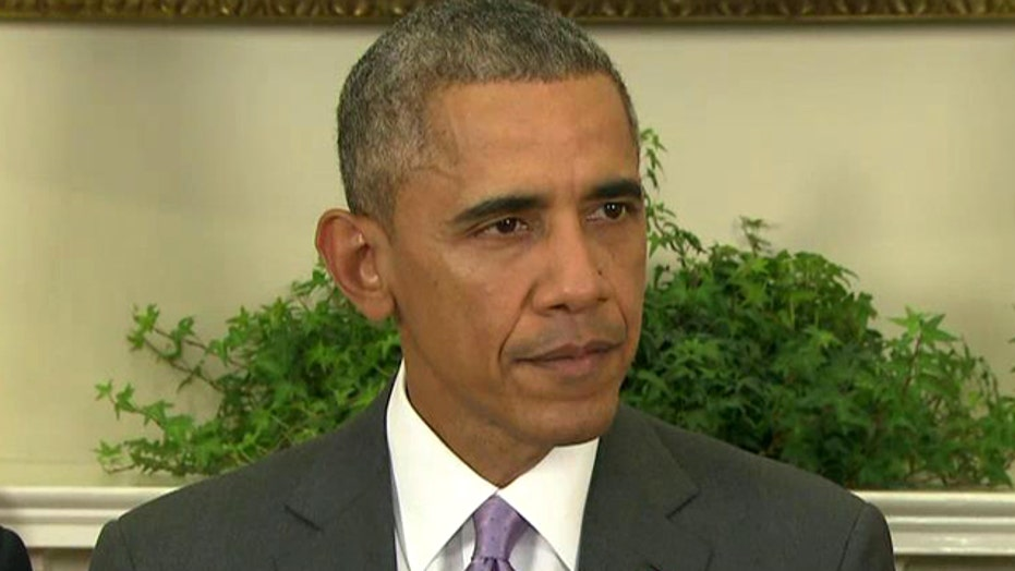 Obama: ISIL is going to lose