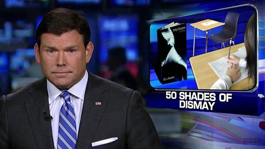 Grapevine: '50 shades of dismay' at Pennsylvania school