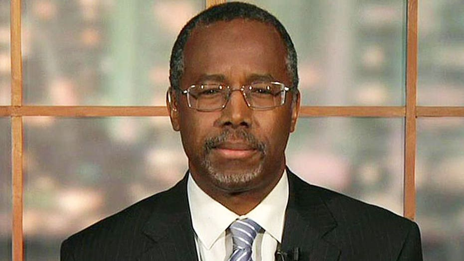 Dr. Ben Carson labeled an extremist