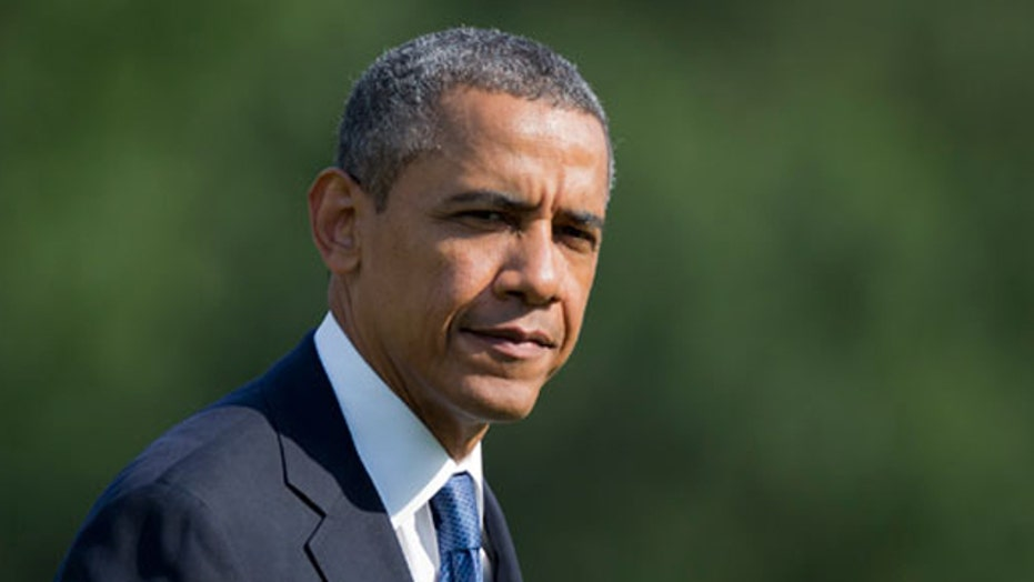 Obama asks Congress for 3 years of war powers to fight ISIS