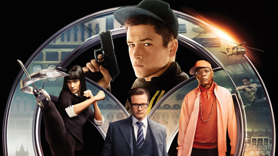 In the FOXlight: 'Kingsmen' vs. 'Fifty Shades'