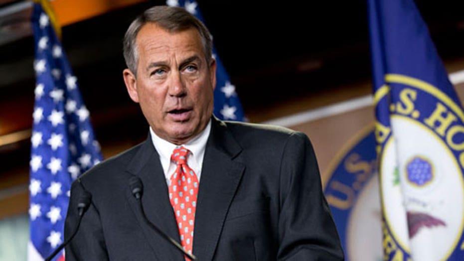 House GOP slamming Senate for dragging feet on DHS funding