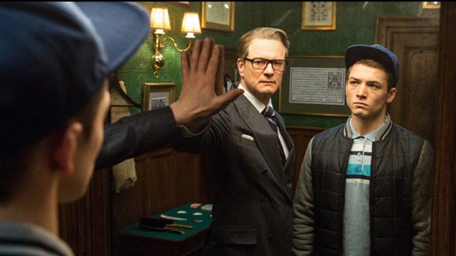 Are the 'Kingsman' skilled enough to top the Tomatometer?