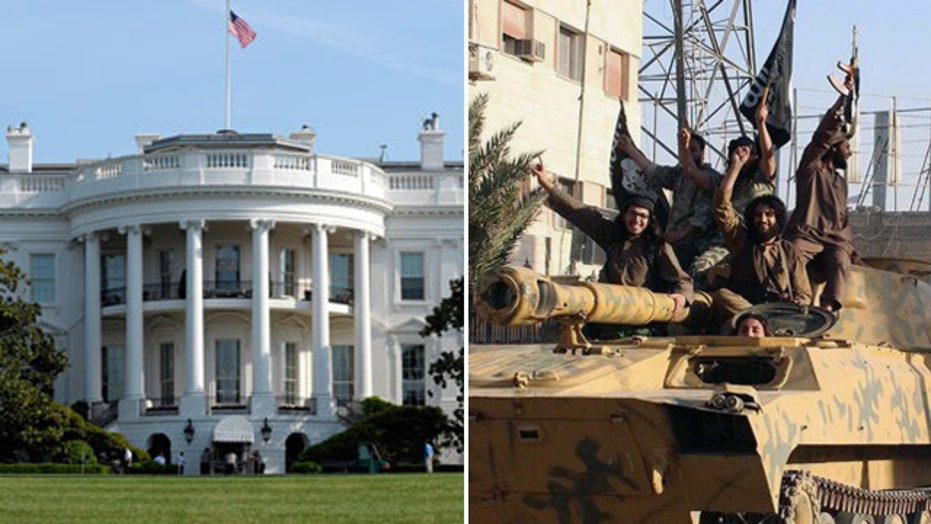 Does White House have a clear strategy for defeating ISIS?