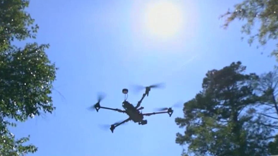 FAA reveals proposal for regulating commercial drones