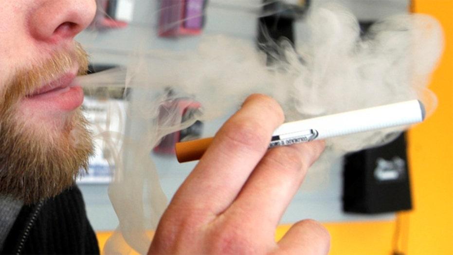 Schools cracking down on e-cigarettes