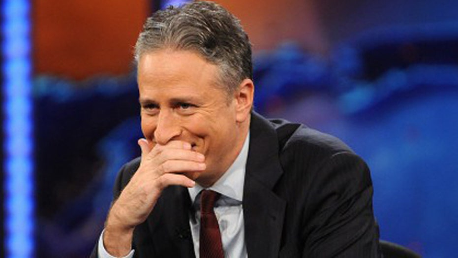 Jon Stewart's last laugh