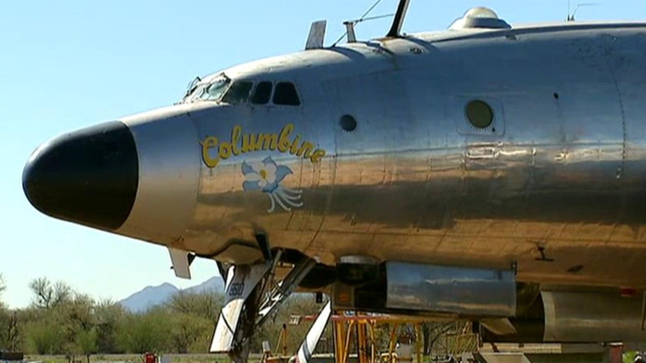 Original Air Force One plane in need of a new home