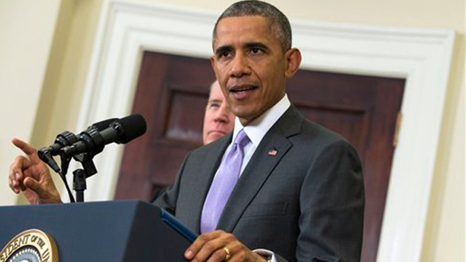 Obama hit from both sides of aisle over war powers request