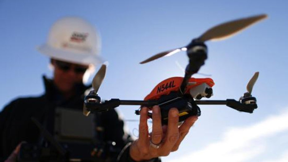 FAA announces proposal to regulate commercial drones