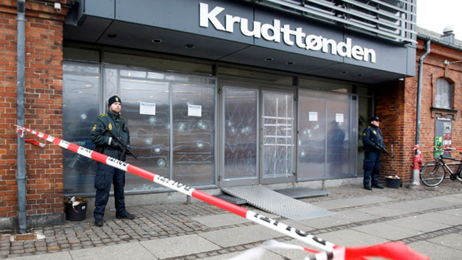 Two men arrested in connection with Copenhagen shooting