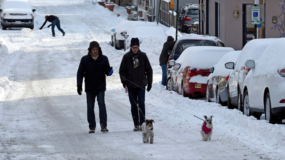 Winter blast brings ice and snow to Southern US