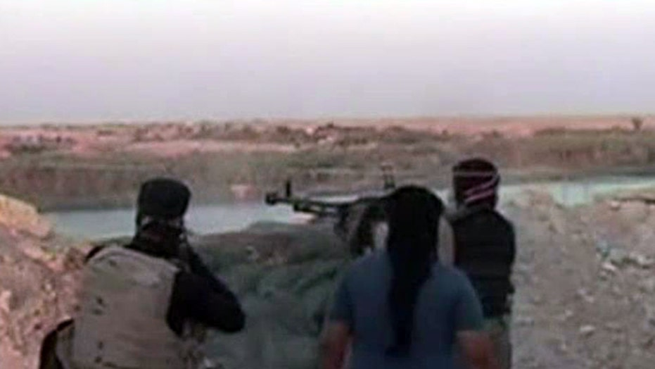Pentagon: ISIS turning to black market for terror funding