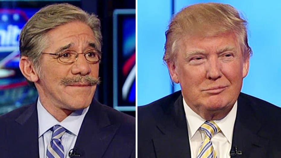 Donald Trump and Geraldo Rivera recap 'Celebrity Apprentice'
