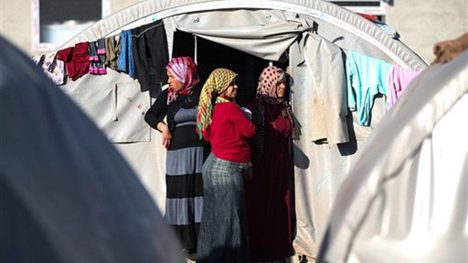 US Syrian refugee effort a backdoor for ISIS?