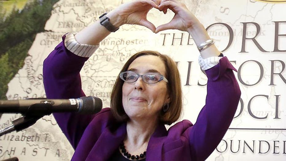 Oregon's new governor faces some familiar challenges