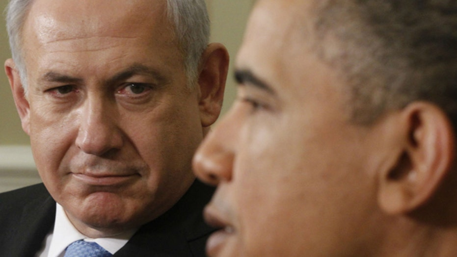 Greta: Obama has explaining to do to Jews, Netanyahu, Israel