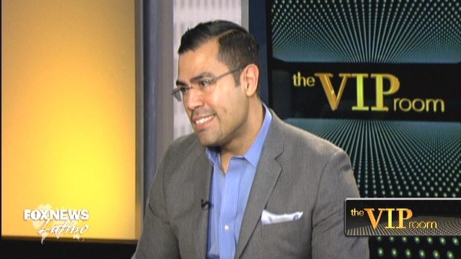 'Gotham's' J.W. Cortes loves playing Latino detective on primetime