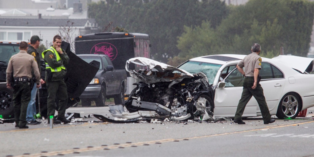 Caitlyn Jenner sued over deadly February car crash in California