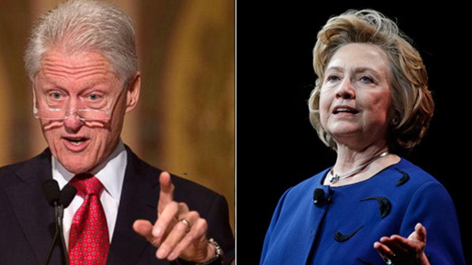 Kurtz: Hillary has a Bill Clinton (Foundation) problem