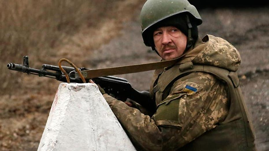 Ceasefire appears to be failing in Ukraine