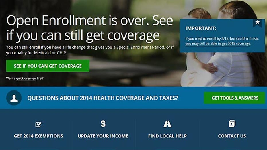 ObamaCare blunder impacts 800K and their tax returns