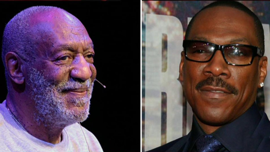 Cosby thanks Murphy for nixing impression on 'SNL 40' show