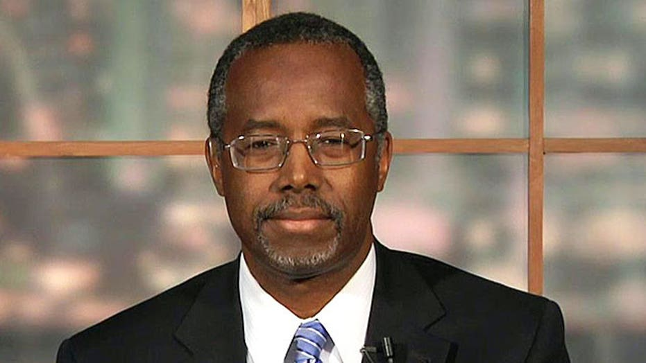 Dr. Ben Carson questions Obama's position on radical Islam