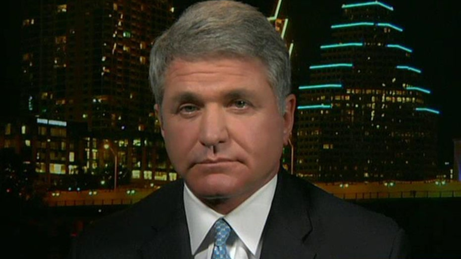 McCaul: 'This is a very dangerous and reckless policy'