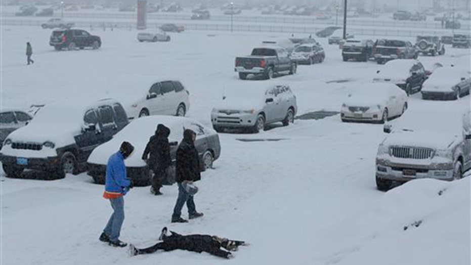 Artic freeze expected to hold grip on eastern half of U.S.