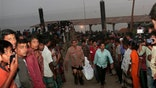 Massive search and rescue operation in progress after ferry accident in Bangladesh