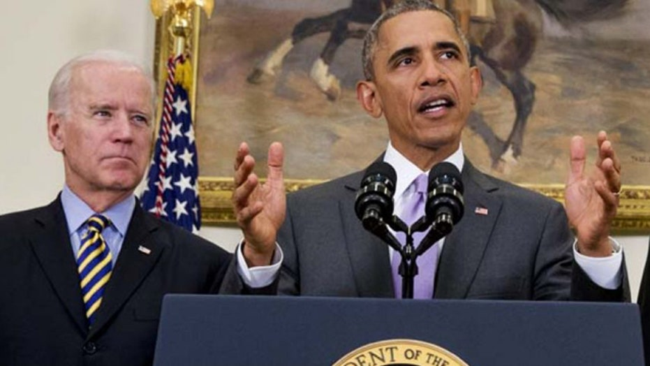 Is Obama committed to a long-term strategy to defeat ISIS?